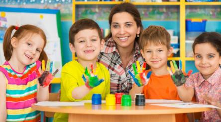 pendidikan dasar anak usia dini