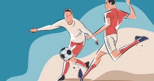 waktu yang dipergunakan dalam permainan sepak bola